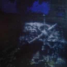 n.92 Lucia Baldini Le città sommerse 2019 olio su tela cm 40x50