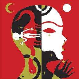 n.40 Gio Pistone Maxine, serigrafia 3 colori rosso nero oro, 30 copie firmate e timbrate
