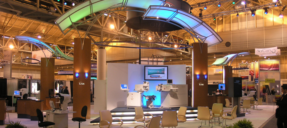 Tradeshow Presentation Theater