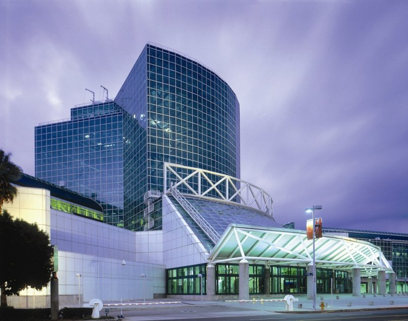 Los Angeles Convention Center Audio Video Rentals