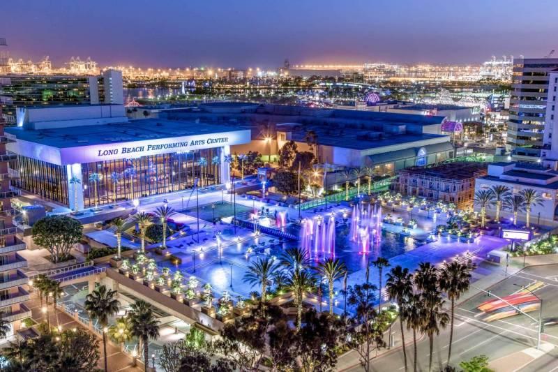 AV Rentals at the Long Beach Convention Center