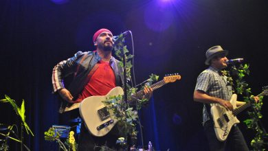 Photo of Webisode: Interview with Ozomatli's Raul Pacheco