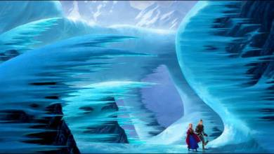Photo of Disney Animation Releases First Art From Frozen