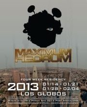 Photo of Maximum Hedrum Debuts At Local Los Angeles Concert Venue