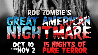 Photo of Rob Zombie Invades Pomona with Great American Nightmare