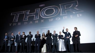 Photo of Photo Gallery: World Premiere of Marvel's Thor: The Dark World from London