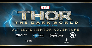 Photo of WINNERS of MARVEL'S THOR: THE DARK WORLD ULTIMATE MENTOR ADVENTURE ANNOUNCED