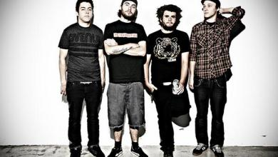 """Photo of The Flatliners Drop 7"""" EP Caskets Full via Fat Wreck Chords"""