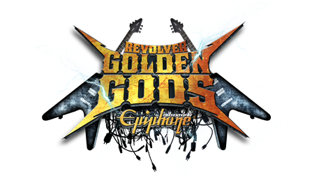 REVOLVER GOLDEN GODS AWARDS SHOW PRESENTED BY EPIPHONE®