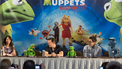 Photo of Muppets Most Wanted Cast Talk About Film At Press Conference