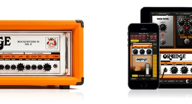 Photo of IK Multimedia releases AmpliTube Orange® for iPhone, iPad and iPod touch
