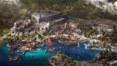 Photo of Concept Art Released For Shanghai Disneyland's Pirates of the Caribbean