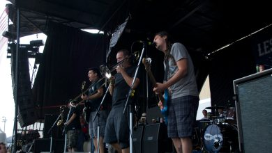 Photo of Vans Warped Tour 2014: Interview with Less Than Jake