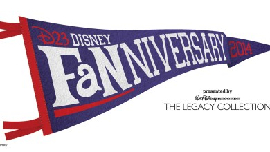Photo of D23 DISNEY FANNIVERSARY CELEBRATION TICKETS NOW AVAILABLE TO THE GENERAL PUBLIC