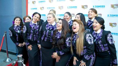 Photo of Mariachi Divas Perform To Huge Crowd at Music Spotlight Series in 5 Towers