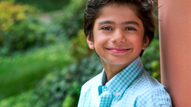 Photo of Disney's, The Jungle Book Casts Newcomer Neel Sethi as Mowgli