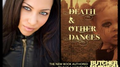 Photo of BUTCHER BABIES Carla Harvey reveals first excerpt from new novel, 'Death and Other Dances', via Revolver