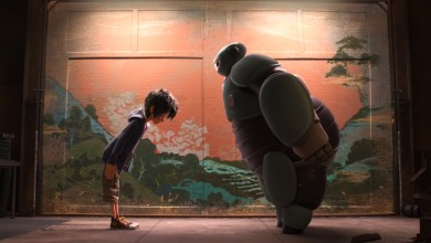 Photo of First Look: Big Hero 6