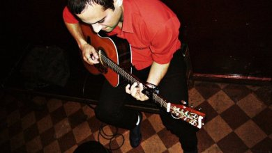 Photo of John Torres: L.A. based indie singer talks about his influences