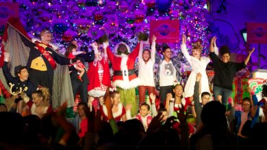Photo of Universal Studios Hollywood Cel-Who-brates with 21 Days of Grinchmas and More