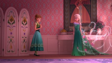 Photo of First Look: FROZEN FEVER