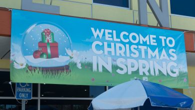 Photo of Feel Good Friday: Universal Studios Brings Christmas in Spring to Pacoima