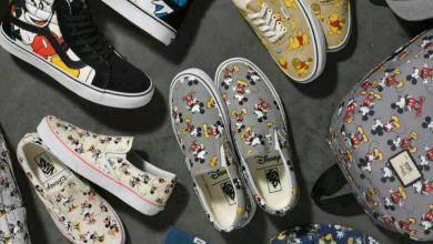 Photo of The Disney Craze Continues with the Vans Disney Collection