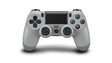 Photo of PS4 20th Anniversary Dualshock controller & Gold Wireless Stereo Headset