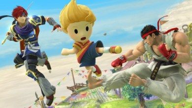 Photo of Street Fighter® Icon Ryu Joins the Roster of Super Smash Bros. for Nintendo 3DS / Wii U