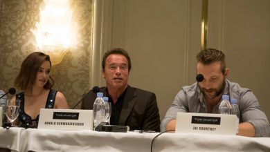 Photo of Q & A with the Director, Writers and Cast of Terminator Genisys
