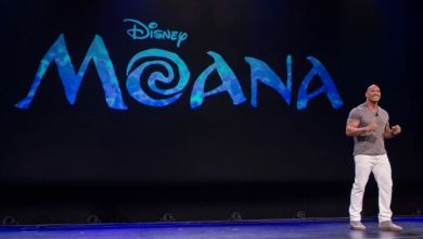 """Photo of D23 Expo: Dwayne """"The Rock"""" Johnson Appears To Promote Moana"""