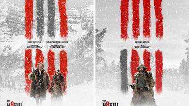 The Hateful Eight Posters