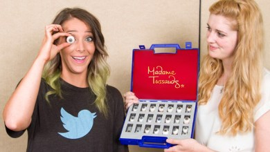 Photo of YouTube sensation Jenna Marbles will receive a selfie wax statue of herself in New York