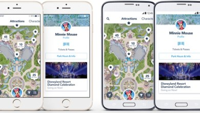 Photo of Disneyland App for iTunes & Google play Make Visits more Magical