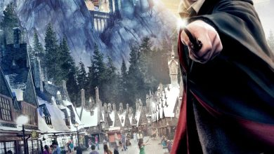 Photo of Universal Studios Hollywood Captures the Magic of the Soon-to-Open 'The Wizarding World of Harry Potter'
