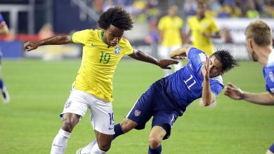 Photo of U.S. soccer suffers blowout to Brazil