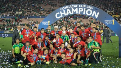 Photo of MEXICO Champion of CONCACAF Cup 2015
