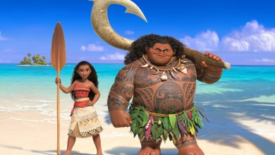 Photo of WALT DISNEY ANIMATION STUDIOS' 'MOANA' FINDS HER VOICE
