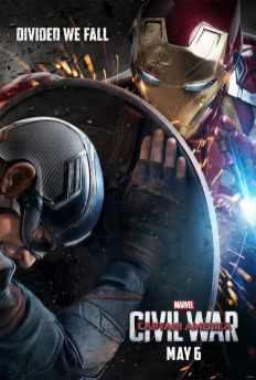 Iron Man - Captain America: Civil War Poster