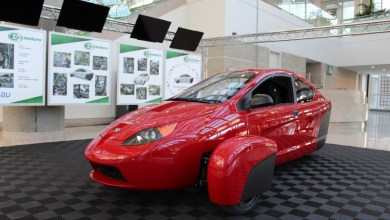 Photo of Elio Motors Unveils P5 Prototype at the Los Angeles Auto Show