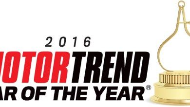 "Photo of MOTOR TREND Announces 2016 ""Of The Year"" Winners"