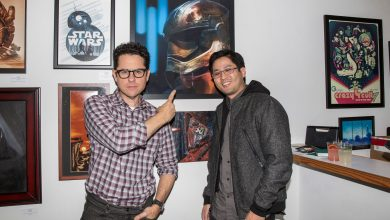 """Photo of LUCASFILM ALONG WITH HP AND GALLERY 1988 CELEBRATE STAR WARS: THE FORCE AWAKENS WITH """"ART AWAKENS"""" PROFESSIONAL ART EXHIBIT"""