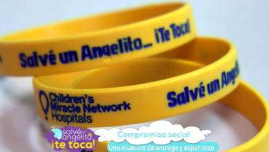 "Photo of ""Salvé Un Angelito…¡Te Toca!"" Campaign to Help Children at Local Hospitals"