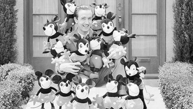 Photo of CLASSIC IMAGES OF WALT DISNEY NOW AVAILABLE THROUGH PHOTOGRAPHS FROM THE WALT DISNEY ARCHIVES
