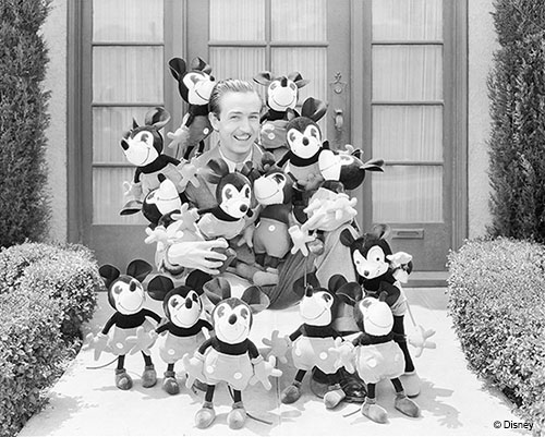 Photographs from the Walt Disney Archives