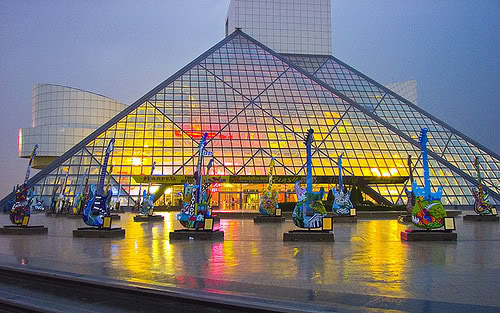 rock and roll hall of fame and-muse