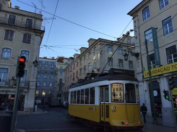 Lisbon's oldest transportation system