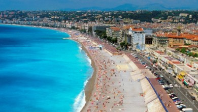 Plages de Nice French