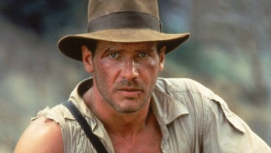 Photo of SPIELBERG AND FORD REUNITE AS INDIANA JONES RETURNS