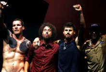 Photo of Rage Against The Machine Reunion Album Bashes Trump